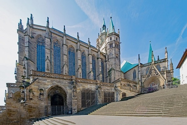 Attractions and Places to Visit in Erfurt