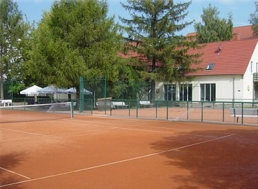 Tennisclub Tiergarten Erfurt e.V in Erfurt