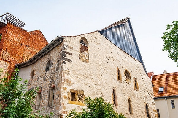 The Erfurt Synagogue and Treasures in Erfurt