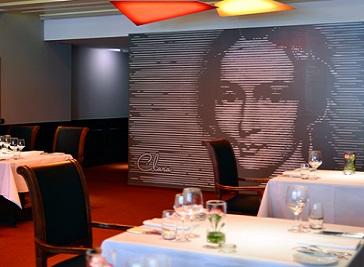 Clara - Restaurant im Kaisersaal